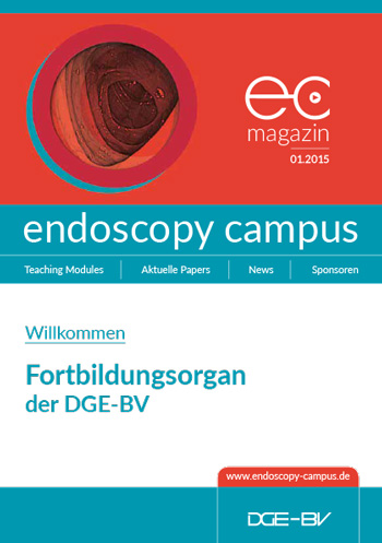 EC Magazin 01 2015 Coverbild