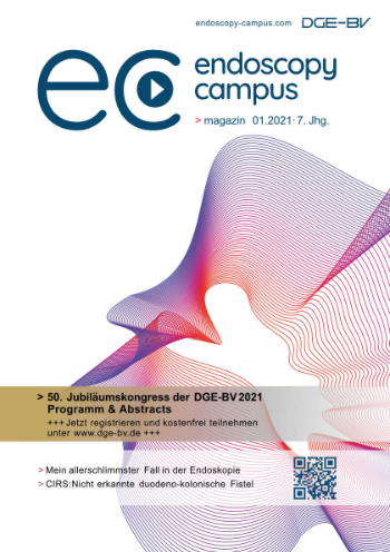 EC Magazin 01 2021 Coverbild